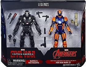 Best marvel legends war machine civil war Reviews