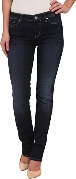 Straight Leg Jeans in Dark Used