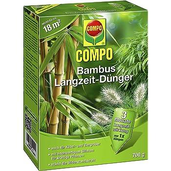 Compo 21586 - Fertilizante para bambú (larga duración, 700 g ...