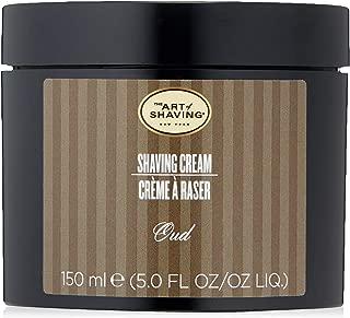 The Art of Shaving Shaving Cream, Oud, 5 Ounce