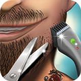 peluquero juegos de salón tienda de pelo, corte de pelo loc