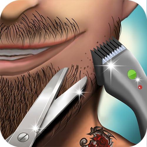 Friseurladen Friseursalon Spiele, verrückt Haare schneiden Bartschneider und Mädchen Spiele Beauty Spa Friseur Verjüngungskur
