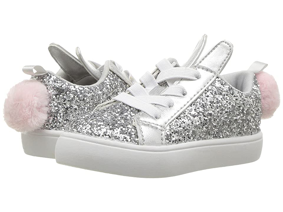 Carters Teresina (Toddler/Little Kid) (Silver Glitter) Girl
