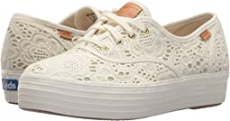 Keds - Triple Embroidered Crochet
