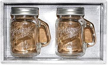 Best mason jar salt and pepper Reviews