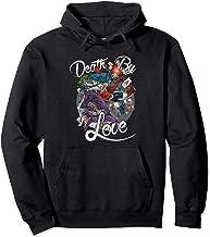 Harley Quinn Joker Death By Love Pullover Hoodie Pullover Hoodie