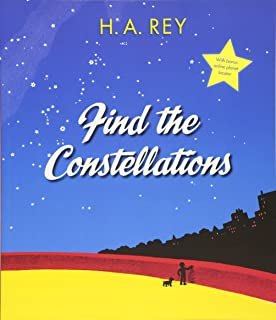Find the Constellations, by H.A. Rey