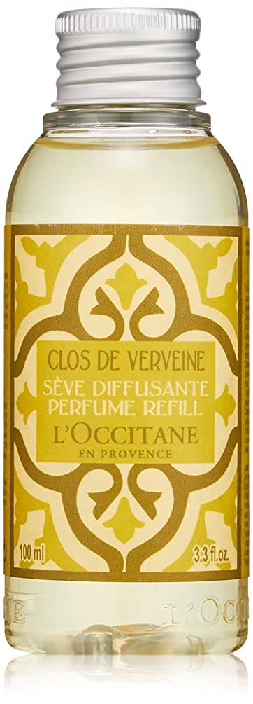 ピック被るに変わるロクシタン(L'OCCITANE) プロヴァンスホーム ルームパフューム ヴァーベナ(レフィル) 100ml