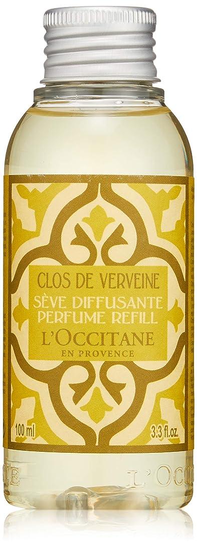 冷ややかな本質的にハーブロクシタン(L'OCCITANE) プロヴァンスホーム ルームパフューム ヴァーベナ(レフィル) 100ml