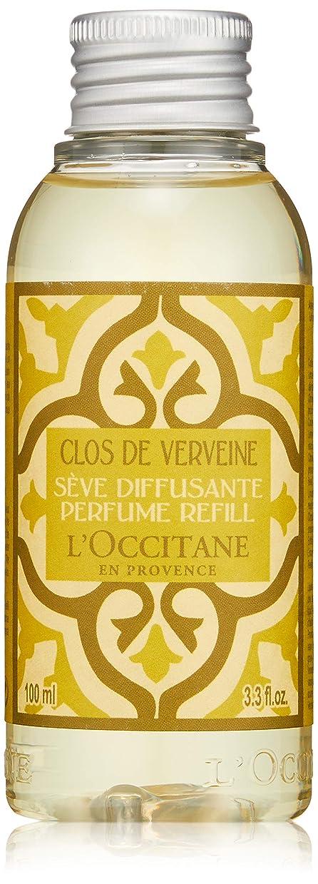 下位受け入れる精通したロクシタン(L'OCCITANE) プロヴァンスホーム ルームパフューム ヴァーベナ(レフィル) 100ml