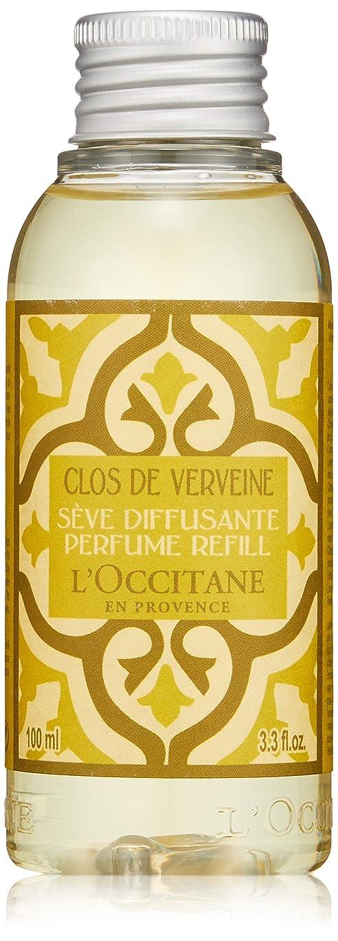 重さ二週間泣き叫ぶロクシタン(L'OCCITANE) プロヴァンスホーム ルームパフューム ヴァーベナ(レフィル) 100ml