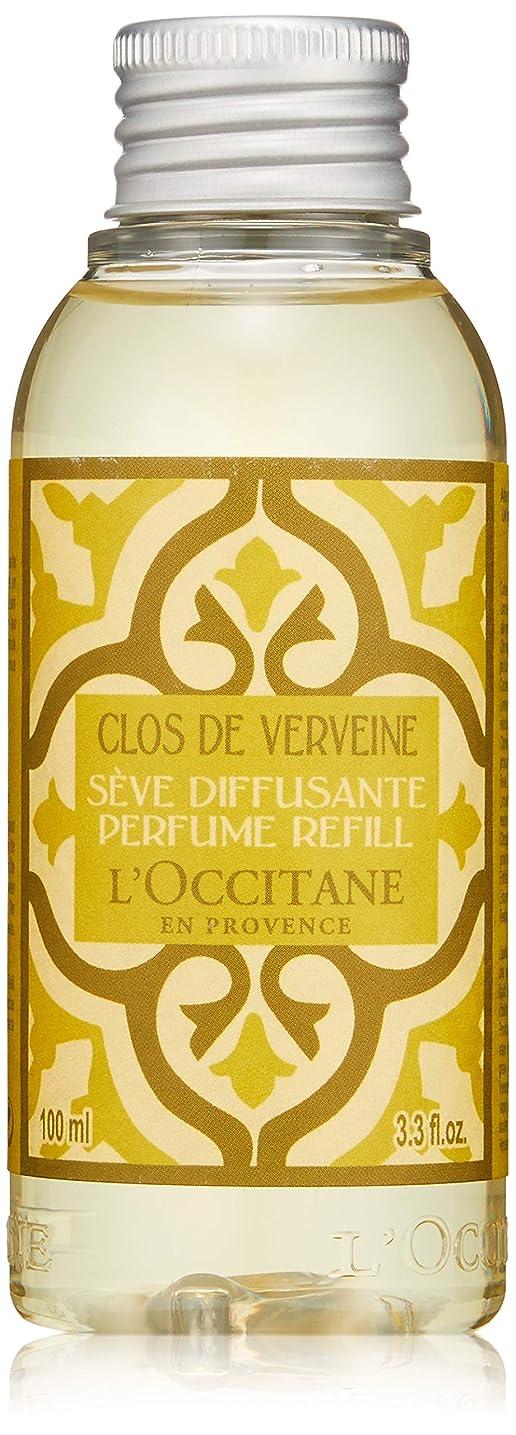 偏差ジャム一流ロクシタン(L'OCCITANE) プロヴァンスホーム ルームパフューム ヴァーベナ(レフィル) 100ml