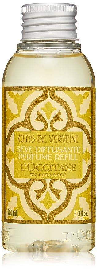 種行不正確ロクシタン(L'OCCITANE) プロヴァンスホーム ルームパフューム ヴァーベナ(レフィル) 100ml