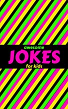 Awesome Jokes for Kids: Difficult Riddles For Smart Kids, Brain Teasers, Children's Joke & Riddle Books, Travel Games, Children's Party Games Books, Children's Questions & Answer Game Books - Pink