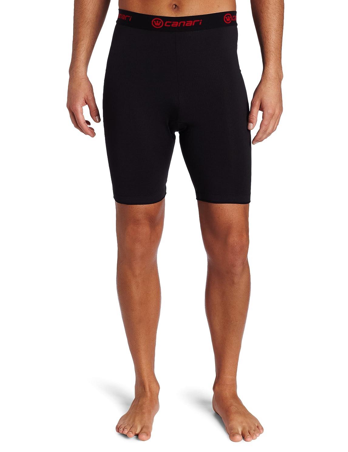 Canari Cyclewear Men's M Gel Cycle Liner Padded Cycling Short