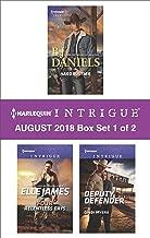 Harlequin Intrigue September 2018 - Box Set 1 of 2: An Anthology