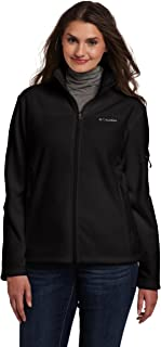 Columbia Women's Plus-Size Fast Trek II Full-Zip Fleece Jacket