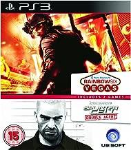 Ubisoft Double Pack - Rainbow Six Vegas & Splinter Cell Double Agent (PS3) (UK IMPORT)