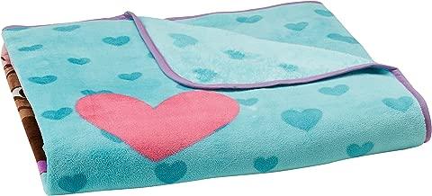 Disney Junior Doc McStuffins Cuddle Care Fleece Blanket