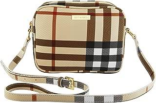 Women Girls Cross body Bags Shoulder Bag Travel Purse Lightweight Classic Modern PU Leather Bag