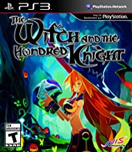 Jogo The Witch and the Hundred Knight - Ps3