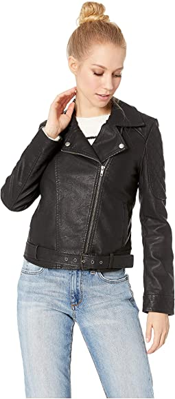 Walkin in Memphis Vegan Leather Jacket