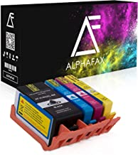 Alphafax 4 Druckerpatronen Kompatibel für HP 903XL 903 XL HP OfficeJet Pro 6960 6970 6950 6975 6978 6968 6868