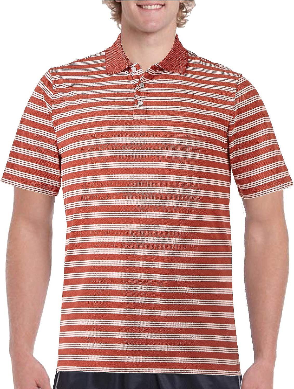 Arrow Men's Big & Tall Striped Cool-Fast Short-Sleeve Performance Polo