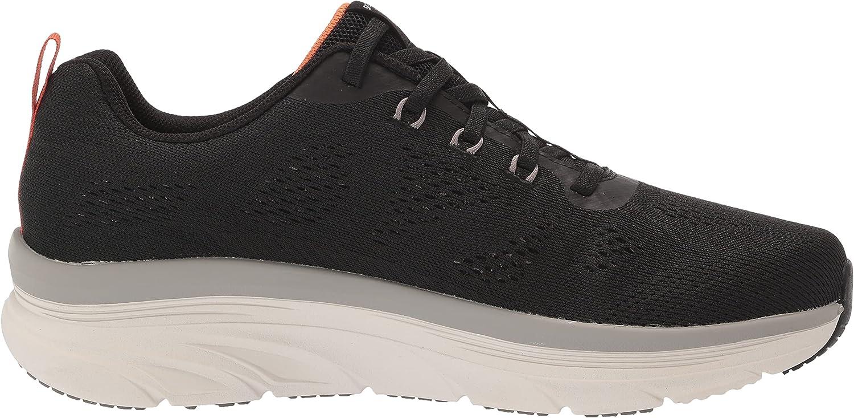 Skechers Men's Relaxed Fit: D'Lux Walker Commuter Sneaker