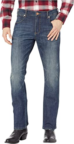 Retro Premium Slim Boot Jeans