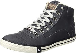 Mustang 4103-601-9, Sneaker a Collo Alto Uomo