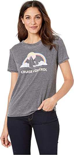 Cruise Control Burnout Tee