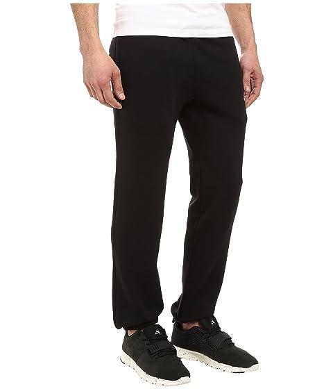 Fleece Club Nike Pantalón con negro blanco puño ZFfnEq