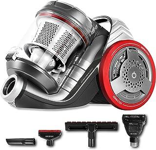 Cecotec Conga EcoExtreme 3000 - Aspirador Trineo Ultra Silencioso, M?xima Potencia, M?nimo Consumo, Capacidad de 3,5 l, Filtro HEPA, Ligero y Manejable