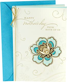Hallmark Mothers Day Card from Both (Wishing You a Lovely Day)