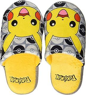 2c237b3cd9422 Amazon.fr   pantoufle pikachu