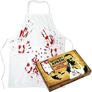 Preis am Stiel Kochschürze ''Blutbad''   Grillschürze für Männer Lustig   Küchenschürze für Frauen und Männer   Grillzubehör Männer Geschenk   Küchenzubehör   Grillaccessoires   Geschenk für Männer