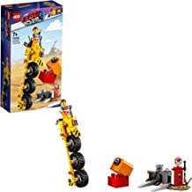 LEGO The LEGO Movie 2 Emmet's Thricycle! 70823 Three-Wheel Toy Bicycle Action Building Kit for Kids, 2019 (173 Pieces)