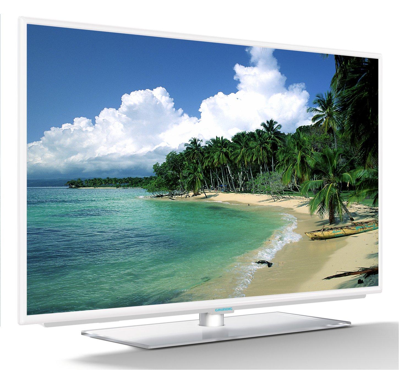 Grundig - Televisor con retroiluminación LED (eficiencia energética A, Full HD, 200 Hz PPR, DVB-T/C/S2): Amazon.es: Electrónica