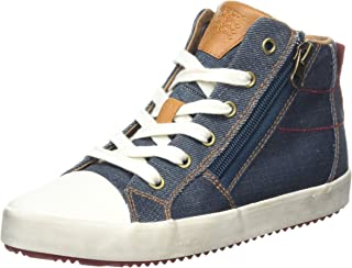Geox Kids' Alonisso BOY 16 Sneaker