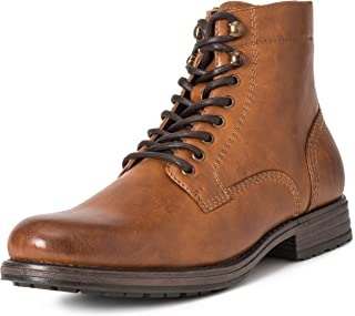 Hommes Queensberry Brody Entreprise Intelligent Cuir Bureau Formel Bottines