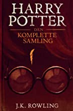 Harry Potter: Den Komplette Samling (1-7) (Danish Edition)