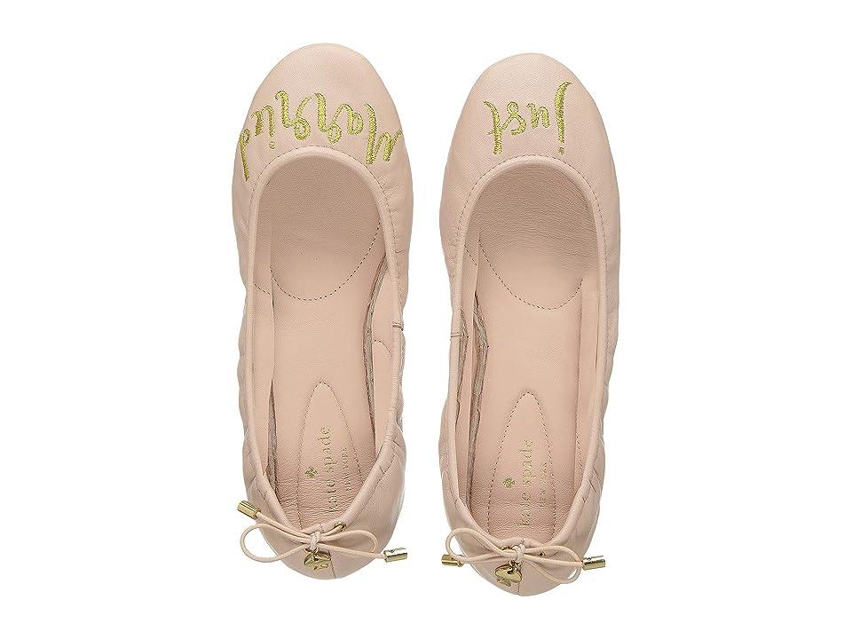 Kate Spade New York Gwen (Ballet Pink Nappa) Women