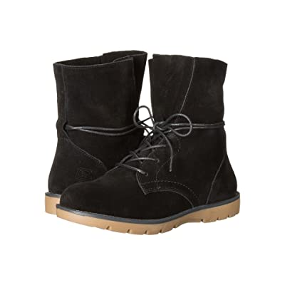 Dirty Laundry Next Up (Black Split Suede) Women