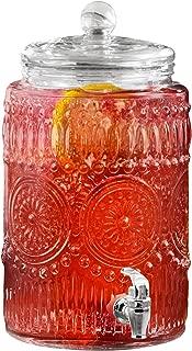 Best big glass drink dispenser Reviews