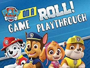 Clip: Paw Patrol On a Roll - Game Playthrough