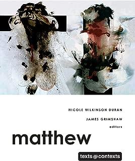 Matthew (Texts & Contexts)