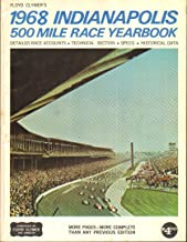 Floyd Clymer's 1968 Indianapolis 500 Mile Race Yearbook