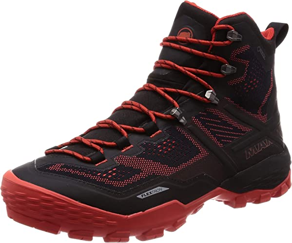 Raichle   Mammut Ducan High GTX Men noir d'zion 42 EU = 8 UK