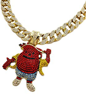Best kool aid man diamond chain Reviews